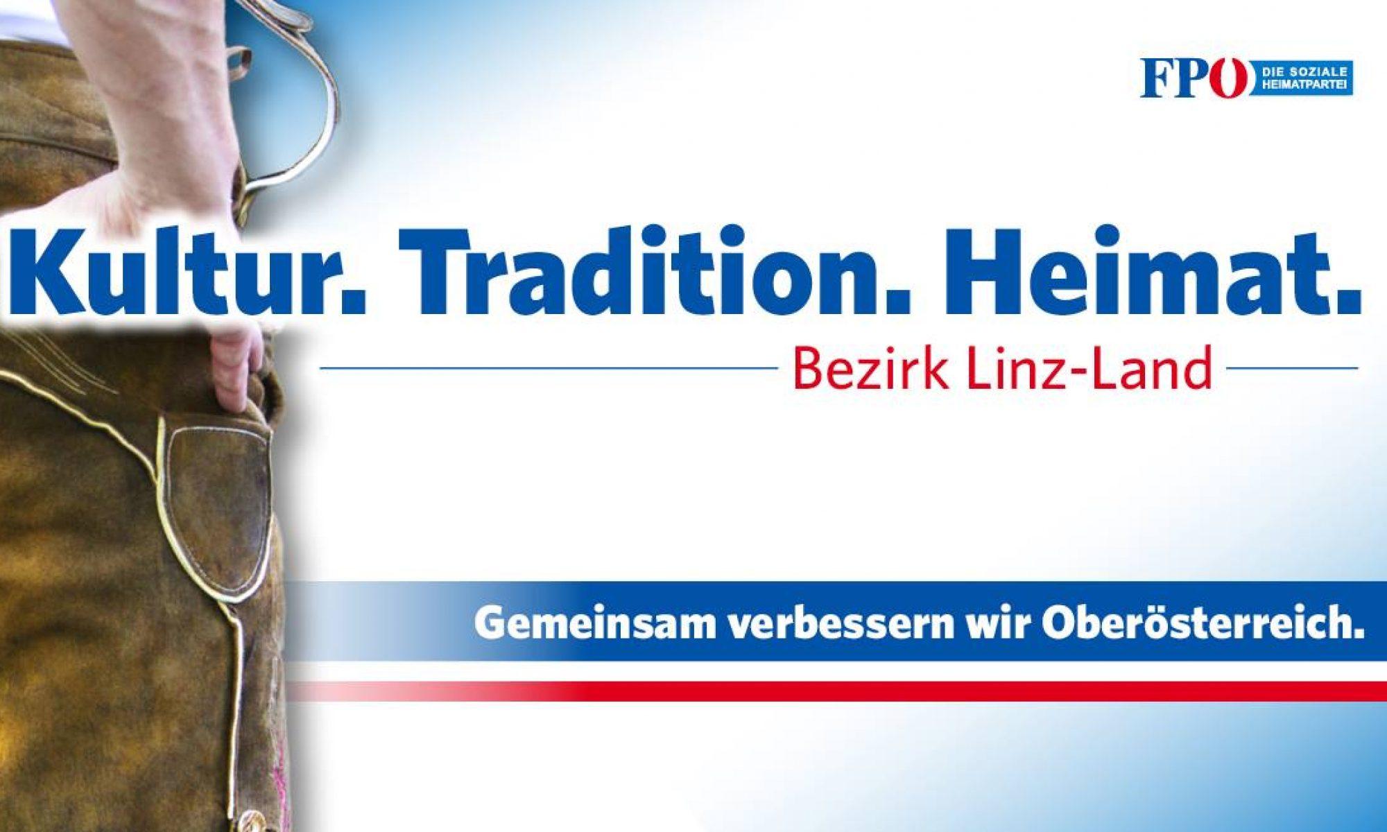 FPÖ Bezirk Linz-Land